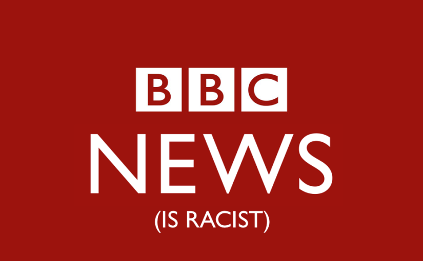 """Sending A GIF With A Black Person In It: DIGITAL BLACKFACE!"" Says BBC"