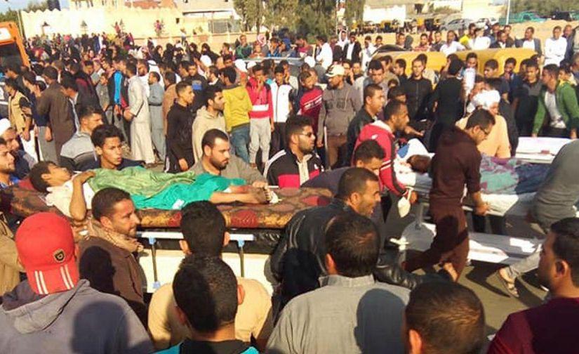 Terrorist Attack In Egypt, Death Toll Rises To300+
