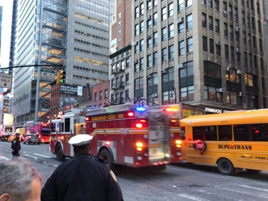 Explosion In New York, What We Know SoFar