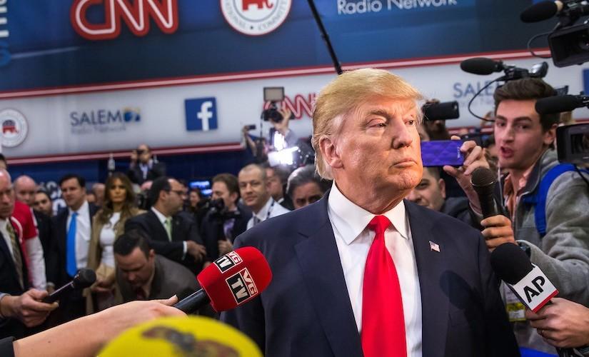 90% Of Media Coverage On Trump IsNegative