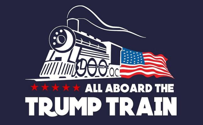 This Spring, You May Literally Board The Trump Train! – Israel To Name Train Station After Trump