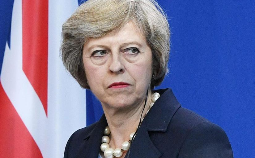 Terror Attack Prevented Against TheresaMay