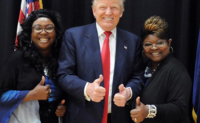 Trump's Black Approval Rating Doubles! At Highest Peak For Any Republican President In Over 40Years!