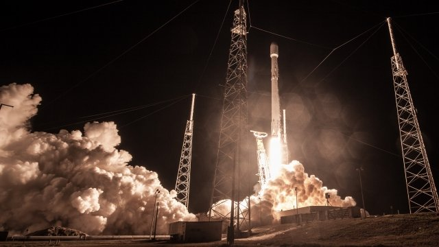Secretive Government Satellite Reportedly Lost OnDeployment