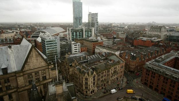 Vigilantes In The Greater ManchesterArea.
