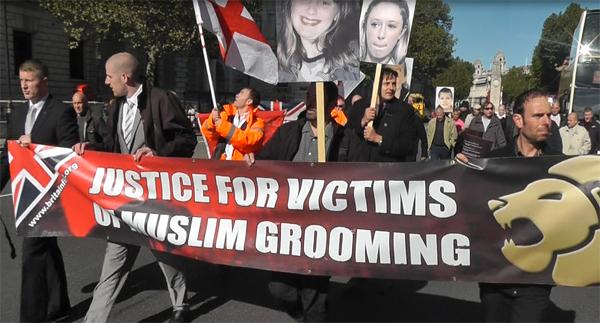 UK Police Closing In On Facebook Users Who Say Derogatory Things About …Muslim GroomingGangs?