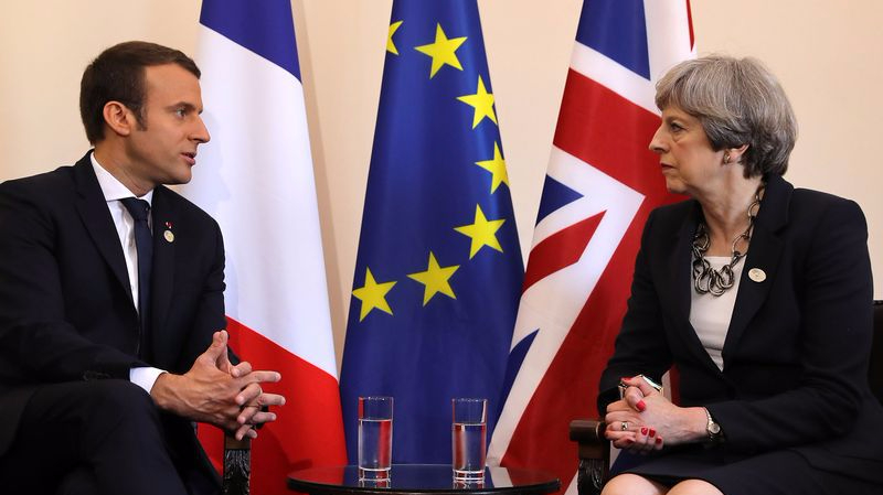 Macron: UK Can Keep Participating In The Single Market If They Accept Brussels'Laws