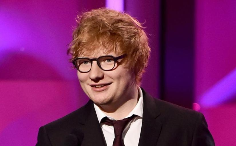 Liberals Cry SEXIST Over Ed Sheeran Getting Award For 'Shape OfYou'