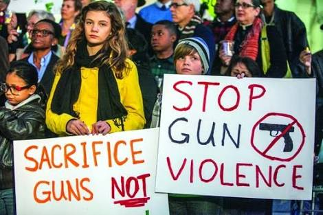 4 Reasons Why Gun Control Doesn't Work In The USA