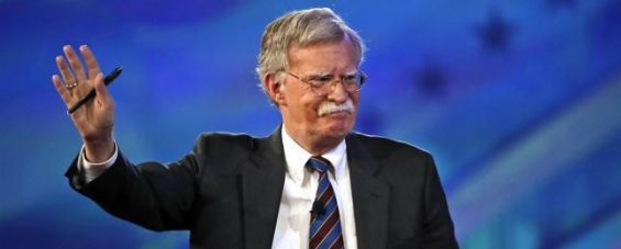 Former U.N. Ambassador John Bolton Appointed National Security Advisor