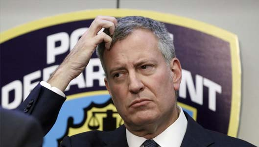 Mayor Removes Armed Forces From All NYC Public Schools