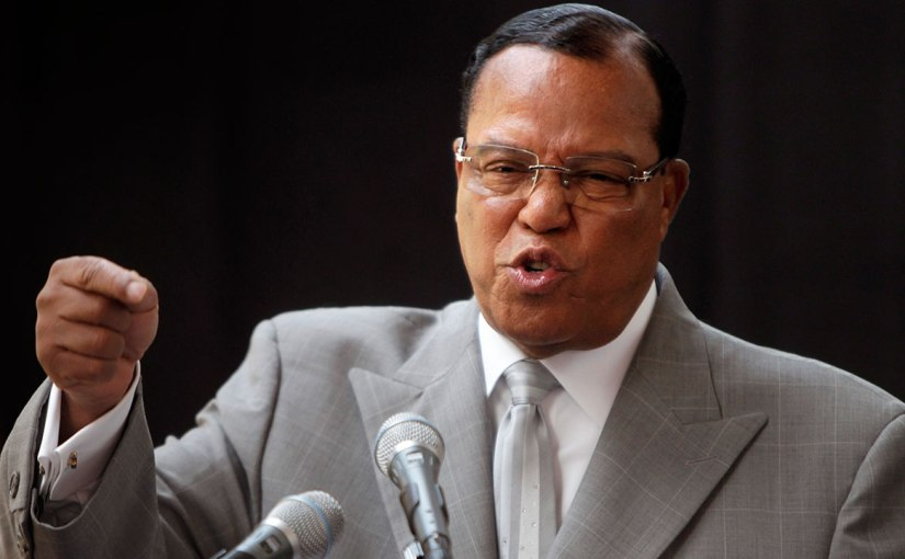 Democrats Under Fire for Ties to LouisFarrakhan