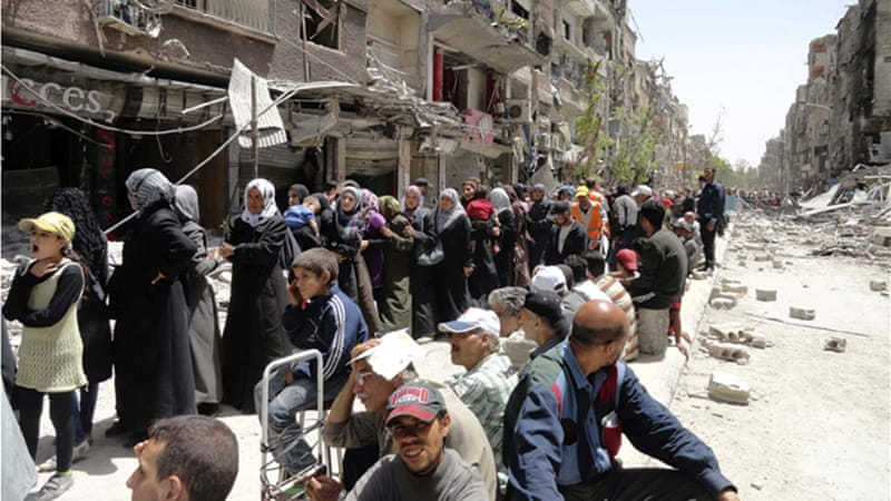 UN concerns over humanitarian efforts in Syria rise as cease-fire isignored