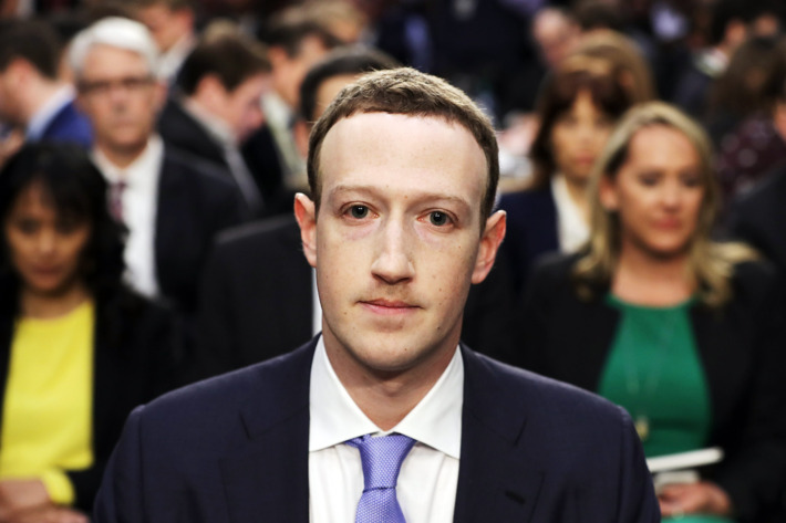 Zuckerberg Admits to 'Shadow Profiling' as Congress Tears Into Him