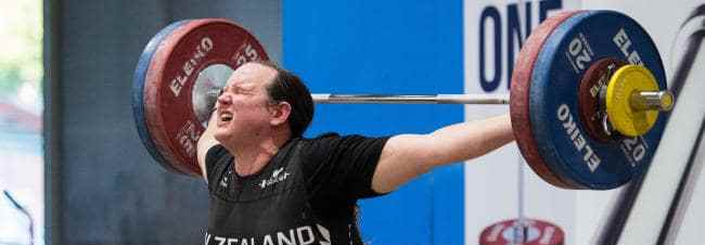 Transgender Weightlifter Has Freak Accident Following Recent Criticism of Unfair Participation