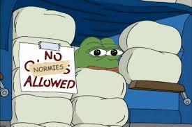 no normies