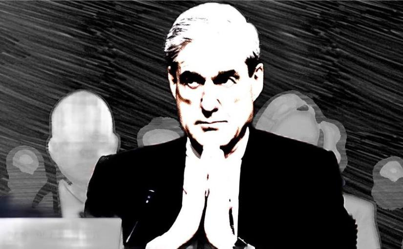 Trump-Russia investigation under heavy scrutiny after Russian scapegoats call Mueller's bluff – show up incourt.