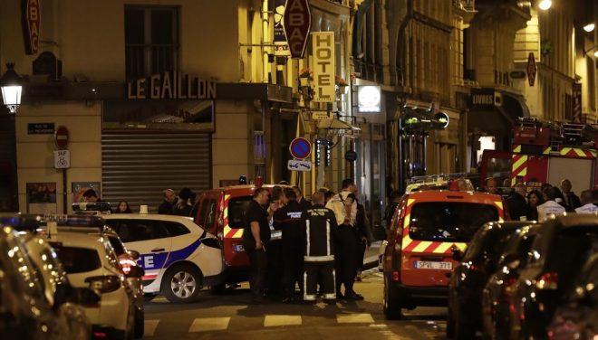 FRANCE-ATTACK-PARIS