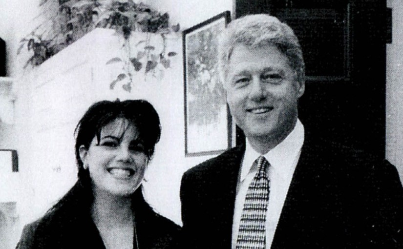 Over 20 Years Later, Bill Clinton Still Doesn't Regret Lewinsky Affair