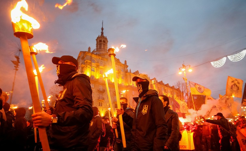 Ukraine: Human rights groups condemn nationalists for preserving traditionalvalues