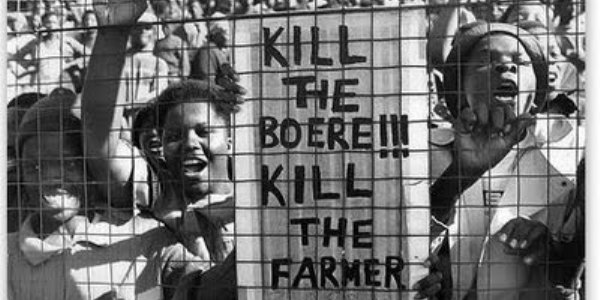 White Genocide: South Africa to confiscate land from white farmers by force