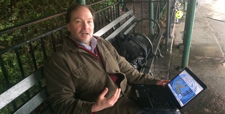 Investigative Journalist Assaulted by Security and Banned from UN for Covering Closed-Session $6-Billion BudgetMeeting