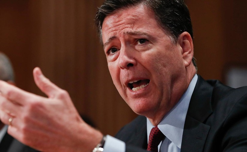 James Comey's Warning To Democrats of Avoiding Socialism Falls on DeafEars