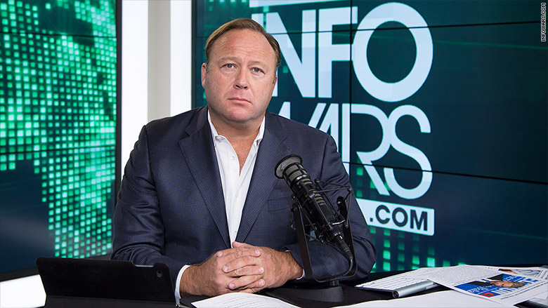 InfoWars Banned from Apple, Facebook and now YouTube in 'Fake News' Crackdown