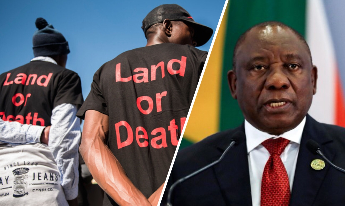 Land Expropriation In South Africa Begins, Uk Foreign Office Backs Policy In Leaked Email -1151