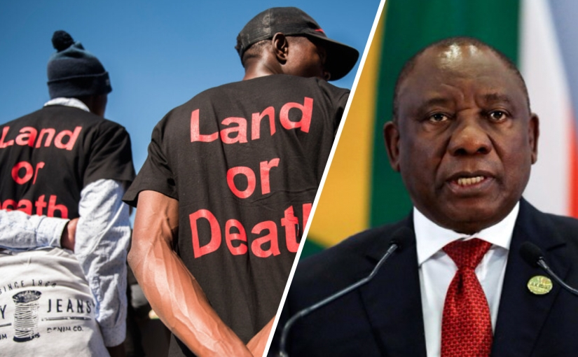 Land Expropriation in South Africa Begins, UK Foreign Office Backs Policy in Leaked Email