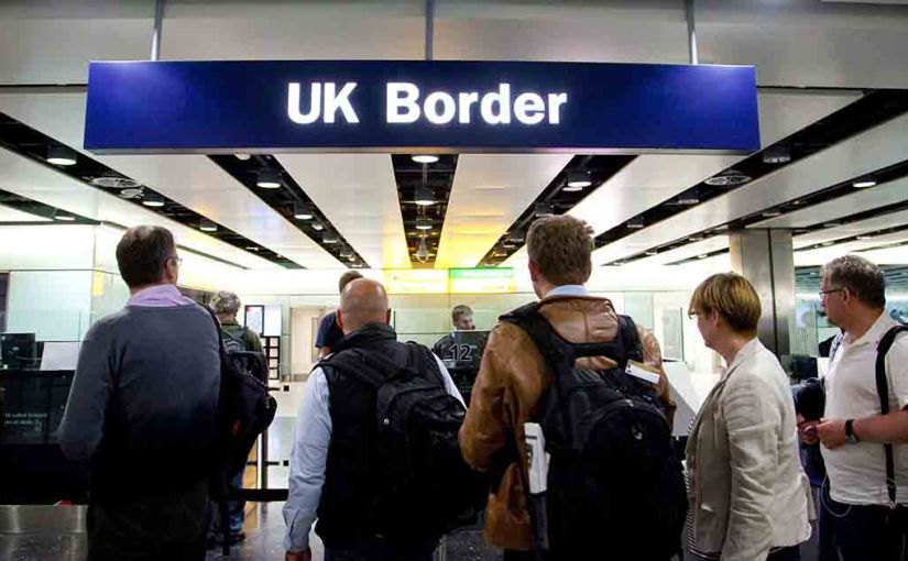 UK Net Migration Remains at 270,000, ONS Shows
