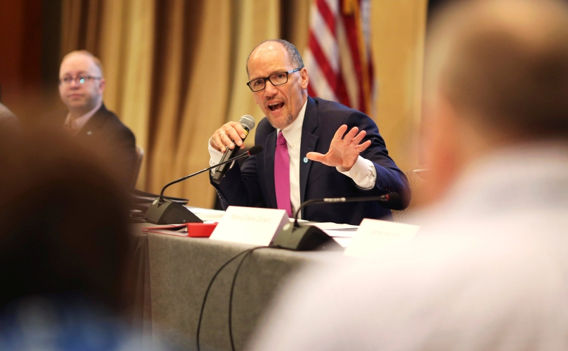 DNC Starkly Reduces Superdelegate Nomination Power in Efforts to Strengthen Party for Mid-Terms and 2020Elections