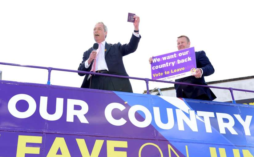 FARAGE IS BACK: What will his return entail for the future of Brexit?
