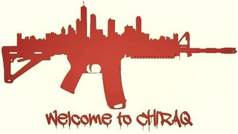 Chicago's Gun Control Laws Are Useless, Gun Crime STILL Soaring And Nobody Is Talking About It