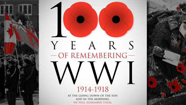 Britain's National service of Remembrance 100 yearson!