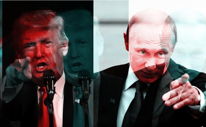 Russian/Ukrainian Naval Skirmish leads to Cancelled G-20 Meeting between Trump andPutin