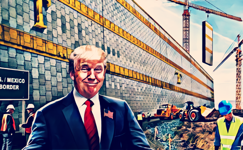 GoFundMe launched to pay for Trump's border wall, raises over $1M in twodays