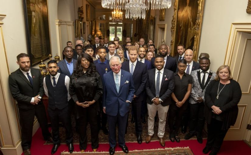 Princes Harry and Charles Attempt to Tackle Rise in UK Youth Crime by Hosting an Event