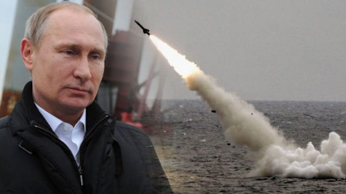 Russia Successfully Tests Nuclear, Hyper-Sonic Missiles
