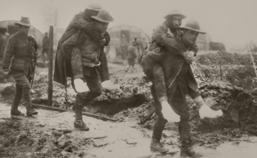 The Battle Fought By Australia's Soldiers During WW1