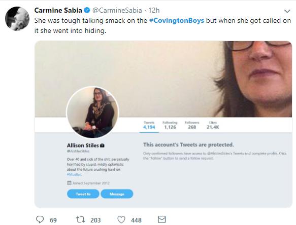 carmine sabia