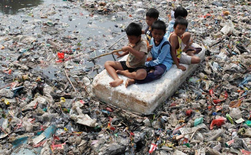 Third World Countries responsible for 95% of Plastic Pollution in The Ocean