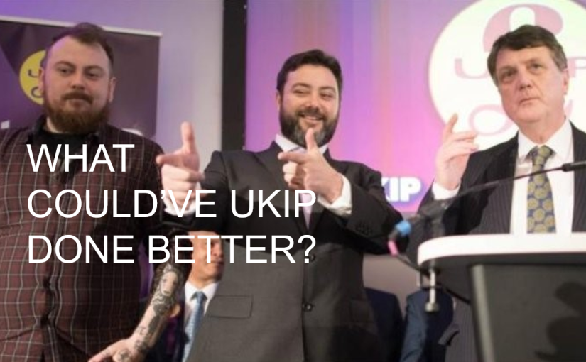 Opinion: UKIP Isn't High Energy Enough To Win Anything Anymore